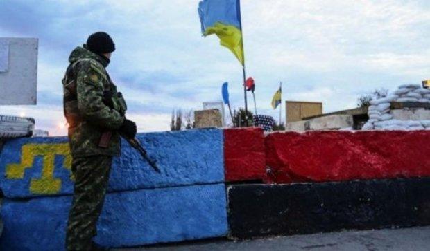 Туреччина підтримала блокаду Криму
