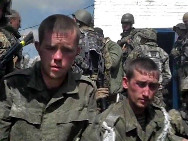 Видео-доказательство: российские срочники на Донбассе