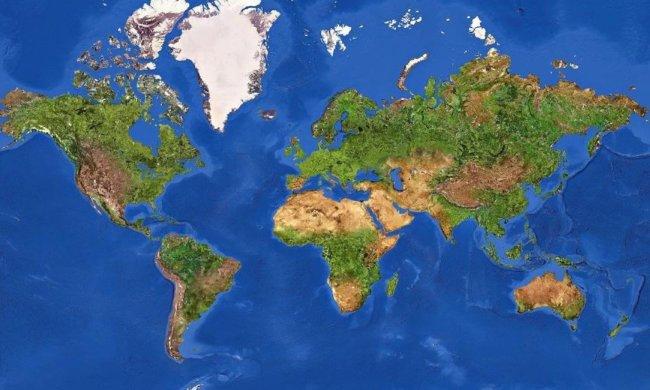 Ученые показали, как дрейфуют континенты: невероятное видео