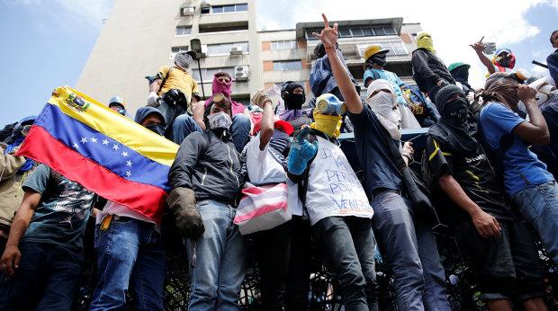Сутички у Венесуелі набирають кривавих обертів: кількість жертв збільшилася вдвічі