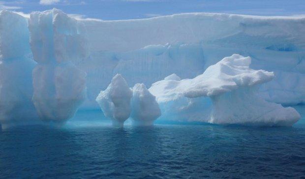 Арктика зникає: запаси льоду досягли критичної межі