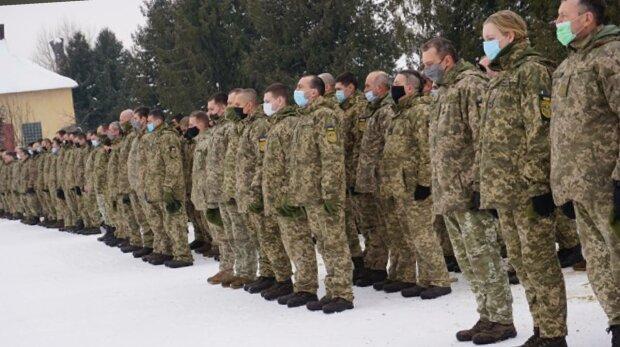 Военные из Тернополя, фото: ТОГА