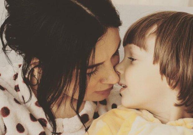 Анастасия Приходько с сыном, instagram.com/prykhodko_official
