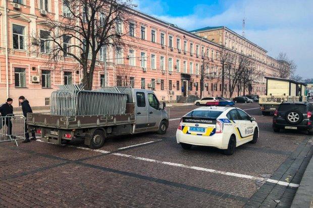 В центре Киева ограничат движение транспорта: куда не стоит ехать
