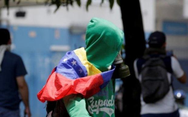 """Майдан"" у Венесуелі: поліцейські застрелили студента"