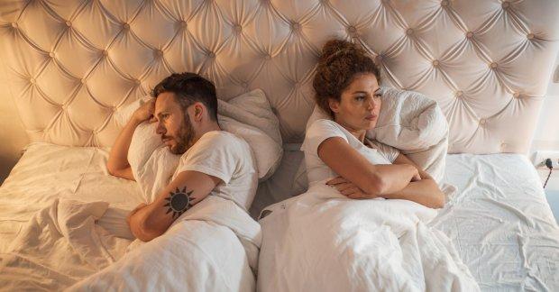 Колода в ліжку: як відрізнити самця від лінивця, дієві поради жінкам