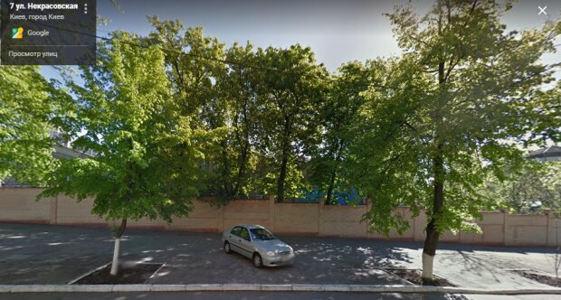 Некрасівська, 7 - фото Google Map