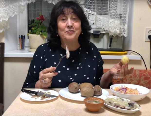 Наталія Фаліон, скрін з відео