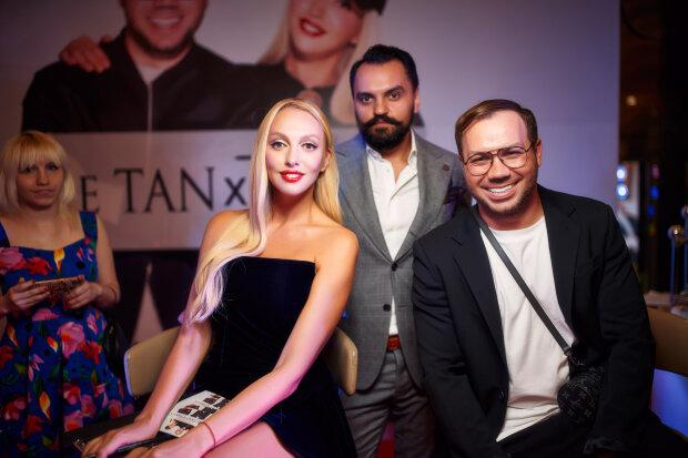 Оля Полякова оголилася заради спільної колекції з Андре Таном: перетворить українок на королев