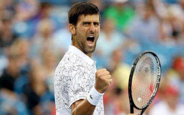 Джокович обіграв Федерера і виграв турнір в Цинциннаті