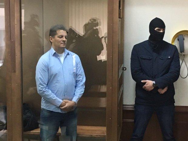 Капкан Москвы: Сущенко озвучили жесткий вердикт суда