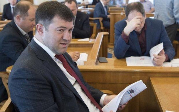 Прокурори з'ясували, звідки у Насірова гроші на заставу
