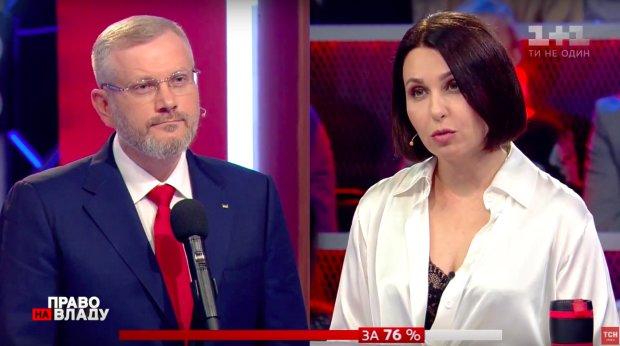 """Мосейчук спросила Вилкула: начал заикаться, """"полезли в религию грязным руками"""", помянул Гитлера"""