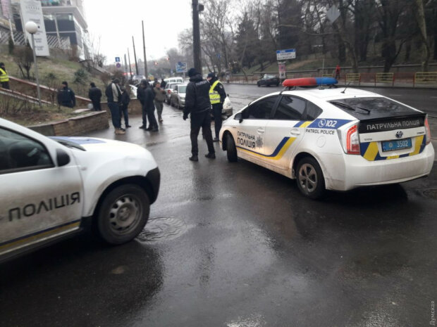 Полиция Харькова, фото: Город Х