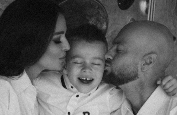 Влад Яма с семьей, instagram.com/vladyama_official