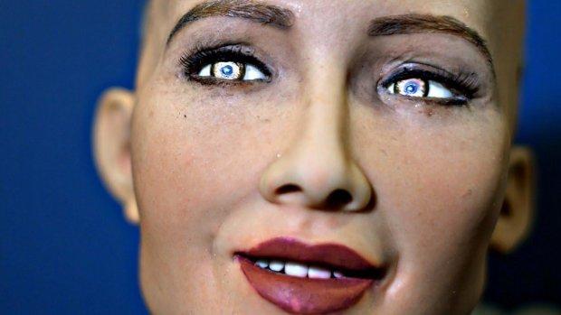 Моторошне видовище: роботи навчилися повторювати людську міміку