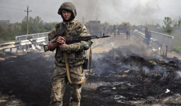 """Ніч в АТО: бойовики виконують план """"випаленої землі"""""""