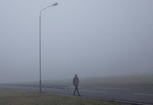 Туман перетворив Одесу на український Сайлент Хілл, моторошно та прекрасно: вражаючі фото