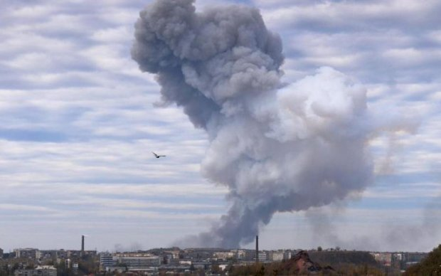Возле аэропорта Египта прогремел мощный взрыв