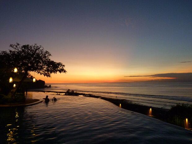 захід сонця, фото Pxhere
