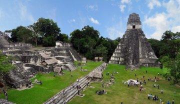 Археологи натрапили на найбільший завод племені майя і втратили дар мови: фото