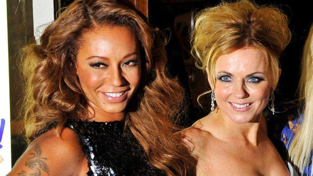 """""""Она пытается стереть нашу историю"""": Мел Би в бешенстве на Джери, Spice Girls трещат по швам"""