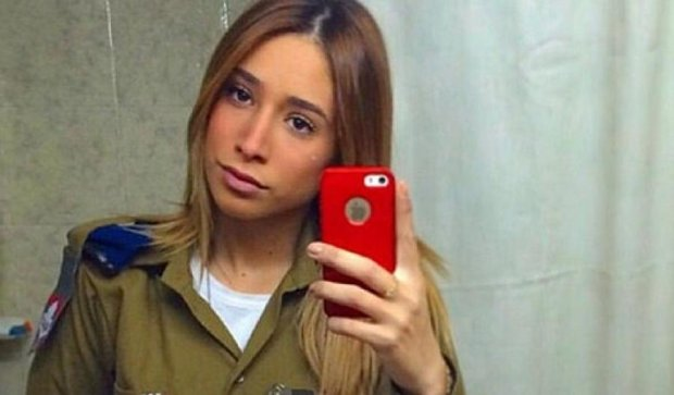 Жінка з армії Ізраїлю підкорює серця чоловіків (фото)