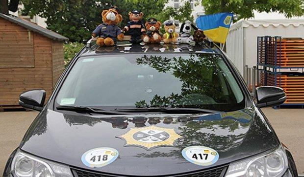 Український міліціонер став призером міжнародного чемпіонату з ралі (фото)