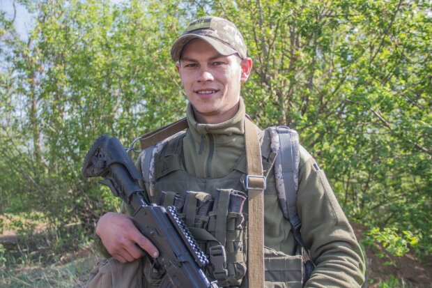 пехотинец Петр, фото АрмияInform