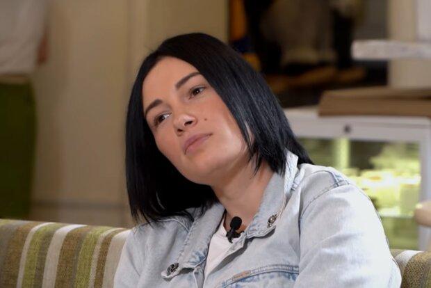 Анастасия Приходько, скриншот с видео