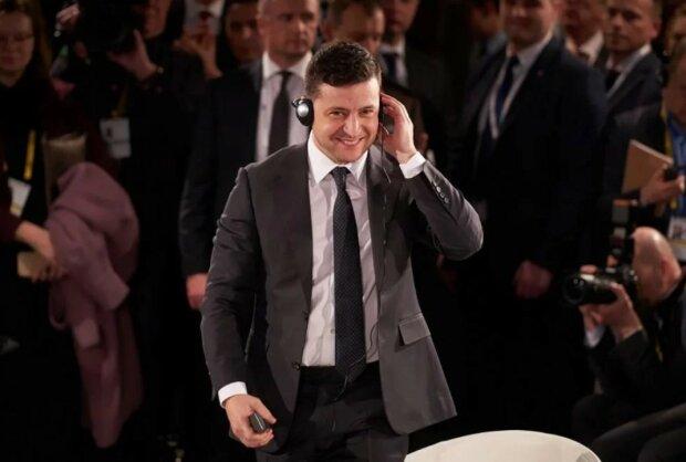 Владимир Зеленский, Офис президента
