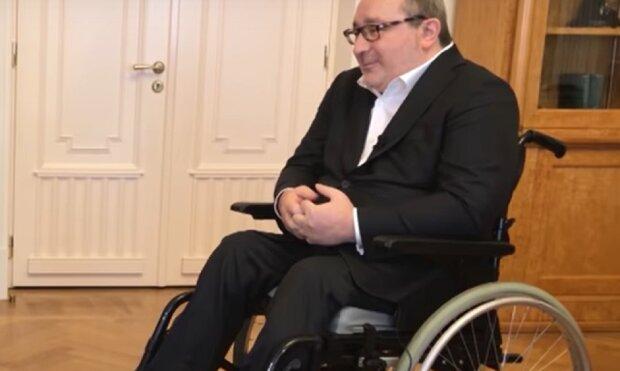 Геннадій Кернес, кадр з інтерв'ю: YouTube
