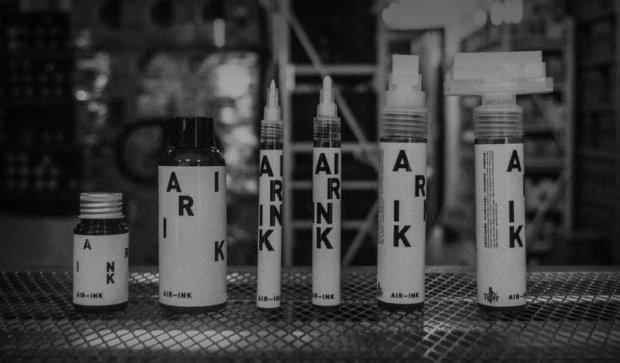 Ученые превратили загрязненный воздух в чернила