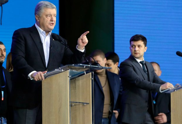Зеленський відправив Порошенка в нокаут, допомагав увесь Львів