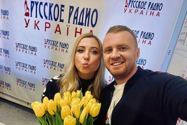 Тоня Матвієкно і Роман Скорпіон, фото з instagram