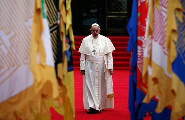 Папа Римський Франциск, фото GettyImages