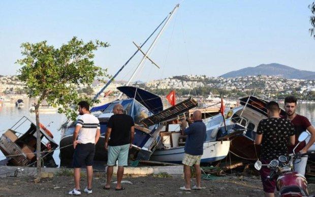 Потужний землетрус сколихнув курорти Туреччини та Греції: є загиблі