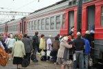 """Просто на ходу: у Росії потяг """"загубив"""" переповнений пасажирами вагон, деталі НП"""