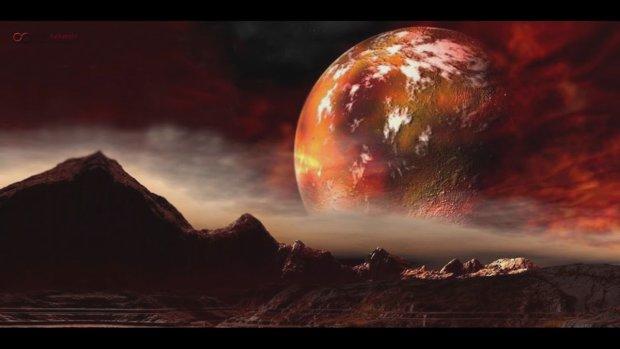 Нам конец: смертоносная Нибиру появилась в небе рядом с Луной