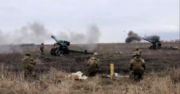 Тактичні навчання артилеристів, facebook.com/pressjfo.news