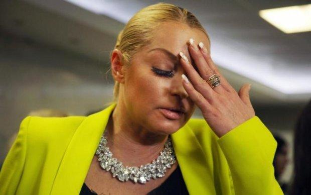 """""""Поцелуй меня в пачку"""": Волочкова показала зад полуголым мужикам"""