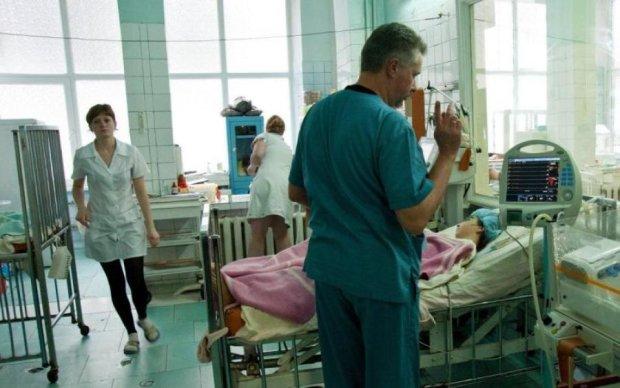 Жуткая инфекция отправила украинцев на больничные койки