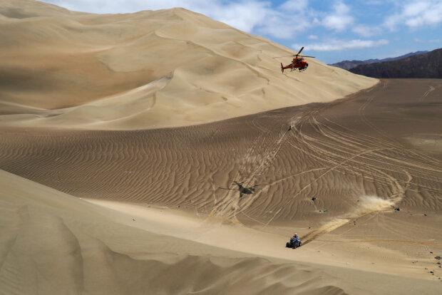 Пустеля, фото: Getty Images