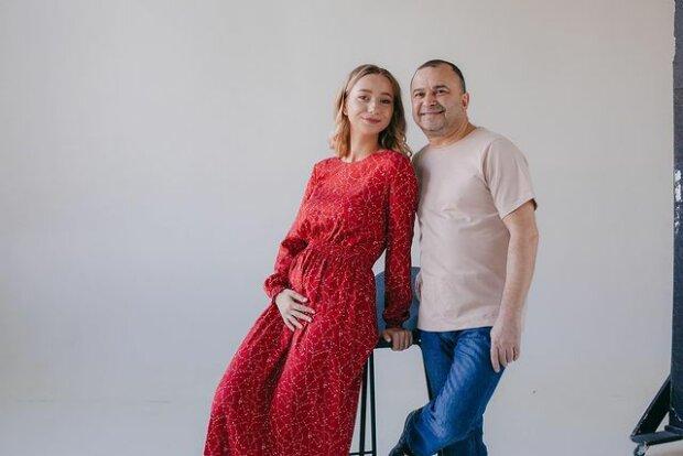 Виктор Павлик с женой, фото из instagram