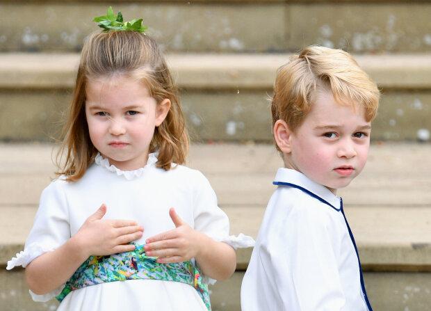 Принцеса Шарлотта – копія Єлизавети II: доньку Кейт Міддлтон не відрізнити від королеви, фото