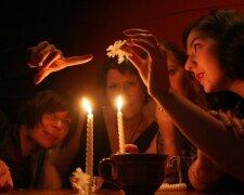 Рождество, фото: паранормальных явлениях