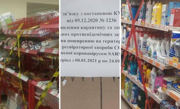 Локдаун, ужесточение карантинных ограничений-фото Знай.ua