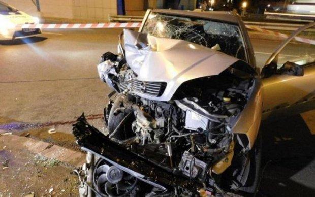 Смертельна ДТП в Києві: копи схопили любителя наркоманити