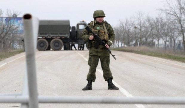 Путин стягивает войска к границе с Херсонщиной
