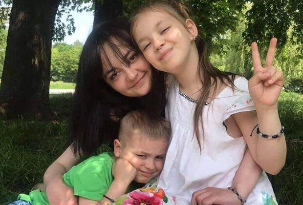 """Во Львове двое маленьких ангелочков остались сиротами, нужна помощь: """"Где мама?"""""""
